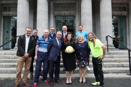 Irish National Opera Hits All the Right Notes for EURO 2020
