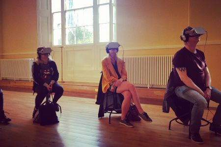 Why we're Making a VR Community Opera