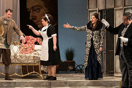 Read the reviews for ★★★★★ The Marriage of Figaro
