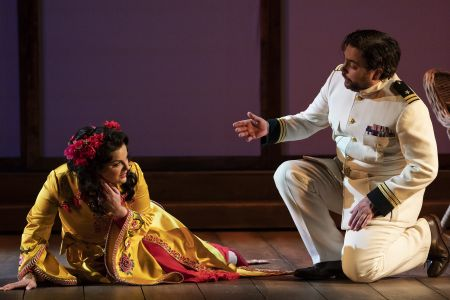 Madama Butterfly Review - The Arts Review ****